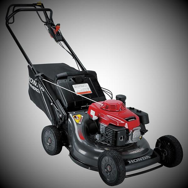 HRC216HXA, Honda mower, Commercal lawn mower, walk behind mower, Honda warranty