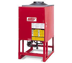 9400 series, liquid propane heated, add on to cold pressure washer
