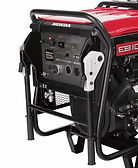 easy folding handles, Honda Generator, Honda Warranty, generators