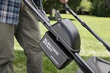 self charging electric start, Honda mower, walk behind mower, residential mower, Honda Warranty