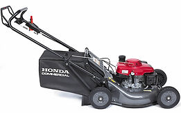 Honda mower, Commercal lawn mower, walk behind mower, Honda warranty