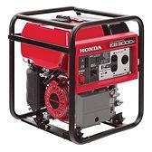 rugged frame, Honda Generators, Honda Warranty, generators