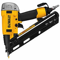 Finishing Nailer, Pneumatic Finish Nailer