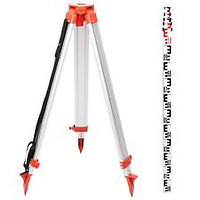Transit Level, Transit Level Tripod and Measuring Rod