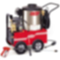 Hotsy Hot Water Electric Pressure Washer