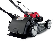 easy rear discharge, Honda mower, walk behind mower, residential mower, Honda warranty