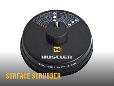 scrubber, Hustler, Pressure Washer, Hustler pressure washer