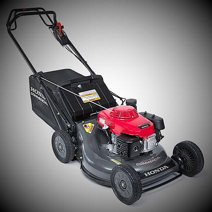 HRC216HDA, Honda mower, Commercal lawn mower, walk behind mower, Honda warranty