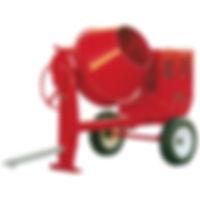 Towable Concrete Mixer, Tow Behind Cement Mixer, Cement Mixer