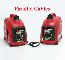 parallel cables, Honda accessories, Honda Generators, Honda Warranty, generators