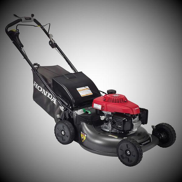 HRR216VYA, Honda mower, walk behind mower, residential mower, Honda Warranty