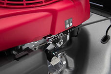 manual fuel shut off valve, Honda mower, walk behind mower, residential mower, Honda Warranty