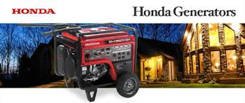 Honda Generators, Honda Generators, Honda Warranty, generators