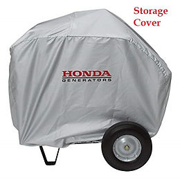 generator storage cover, Honda accessories, Honda Generators, Honda Warranty, generators