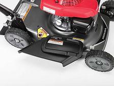 easy discharge assembly, Honda mower, walk behind mower, residential mower, Honda Warranty