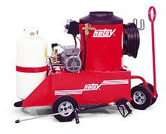 700 series, liquid propane, electric powered, hot water, stationary