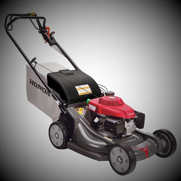 HRX217HYA, Honda mower, walk behind mower, residential mower, Honda warranty