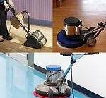 Floor Care, Sander