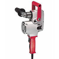 Hole Hawg, Joist and Stud Drill, Right Ange Drill
