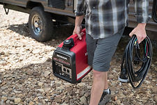 lightweight and compact easy to carry, Honda Generators, Honda Warranty, generators