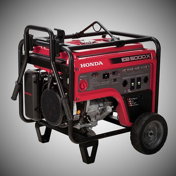 EB5000, Honda Generators, Honda Warranty, generators