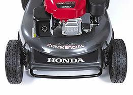 Honda mower, Commercal lawn mower, walk behind mower, Honda warranty