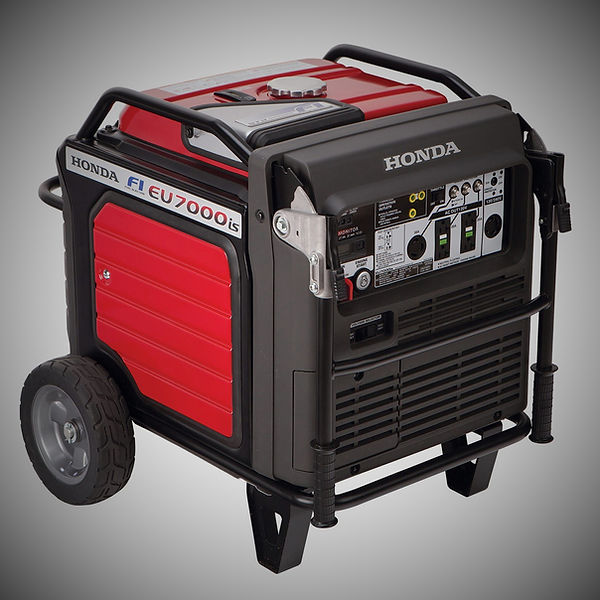 EU7000iS, Honda Generator, Honda Warranty, generators