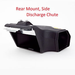 rear mount side discharge, Honda accessories, Honda mower, Commercal lawn mower, walk behind mower, Honda warranty