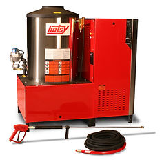 1800 Series, oil heated, electric, stationary