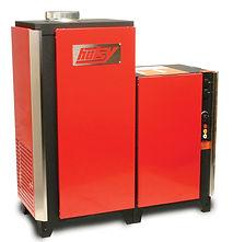 1400 series, liquid propane, electric powered, hot water, stationary