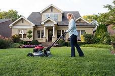 easy to maneuver, Honda mower, walk behind mower, residential mower, Honda Warranty