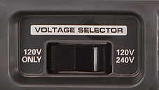 voltage selector switch, Honda Generator, Honda Warranty, generators