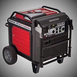 EU7000iS, Honda Generators, Honda Warranty, generators