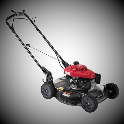 honda lawn mower, hrs216vka, walk behind mower