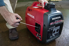 easy starting every time, Honda Generators, Honda Warranty, generators
