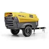 Air Compressor, Compressor, 185CFM, Sprinkler Blowout