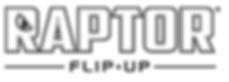 Raptor Flip Up logo.png