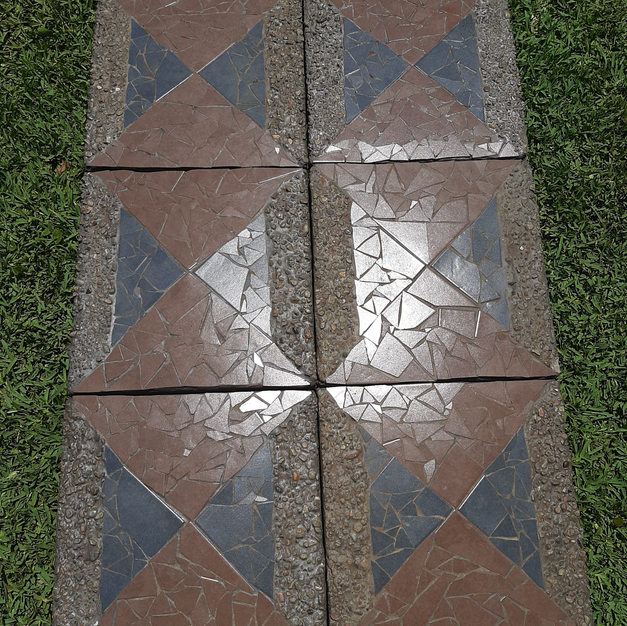 Square Paver  6 of a kind
