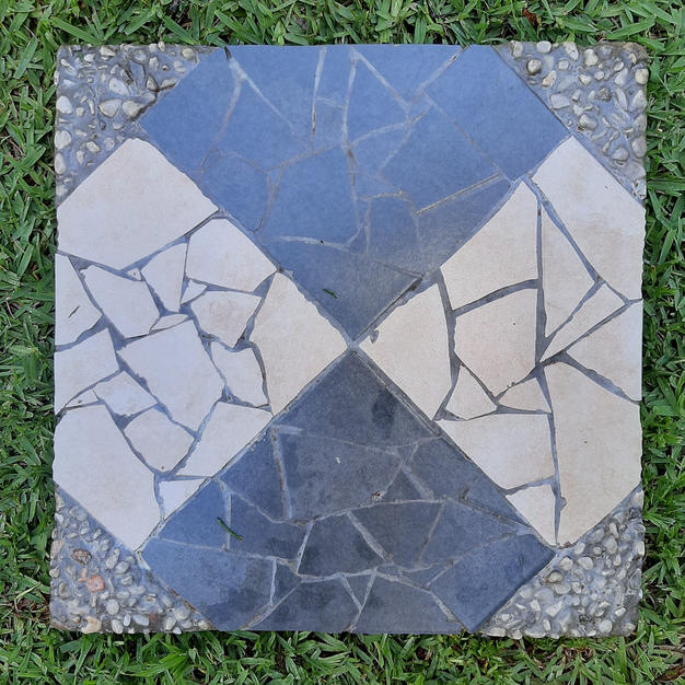 Square Paver 8
