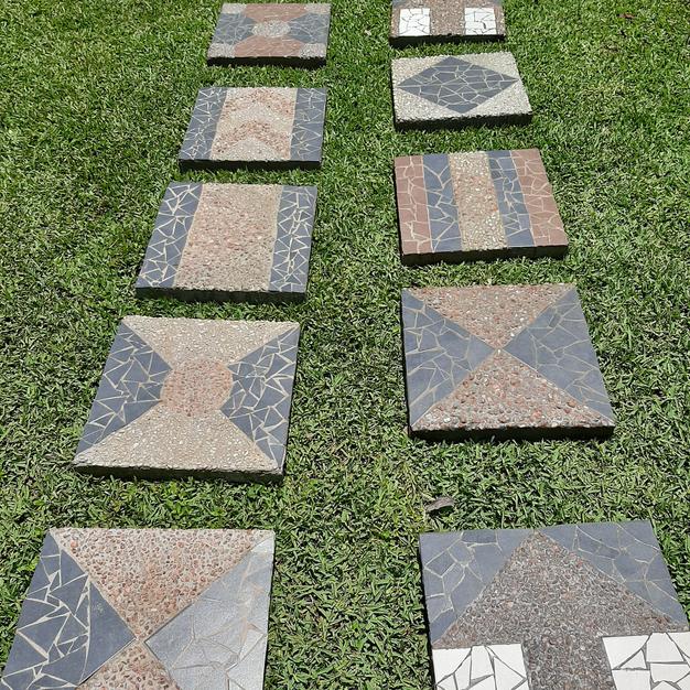 Square Paver Range