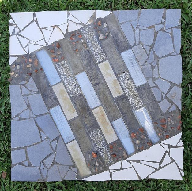 Square Paver 7