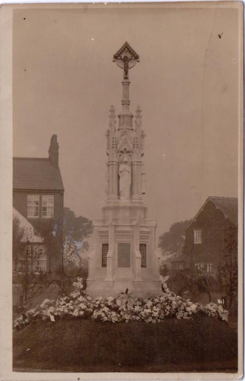 Original Memorial, September 1924