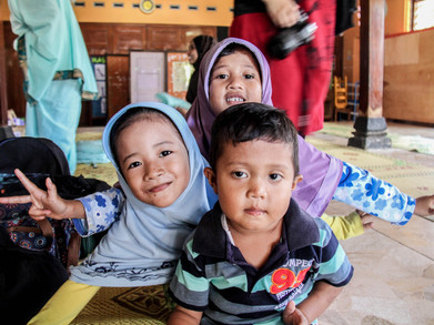 Caring for Orphans : A Righteous Virtue