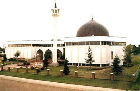 Al-Rashid : Canada's First Mosque