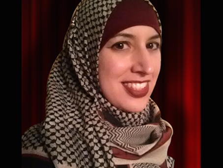 """""""My Hijab is Empowering and Powerful"""""""