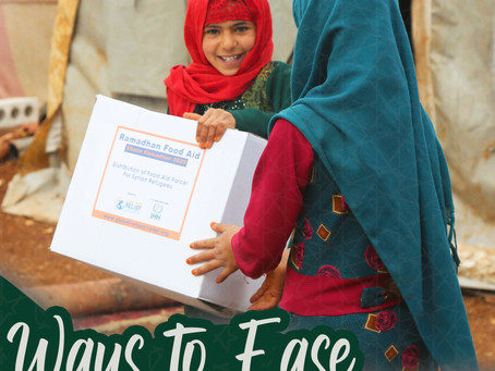 4 Ways to Ease Your Child into Fasting