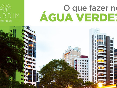 O que fazer no Água Verde: descubra o que há de melhor no bairro