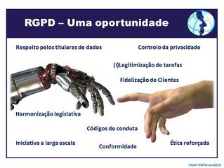 RGPD - Uma oportunidade