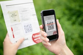 Do you handle QR Codes on Indian GST invoices? – ENCOMA can help you!
