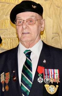 Cyril Calton Legion d'Honneur late KOYLI